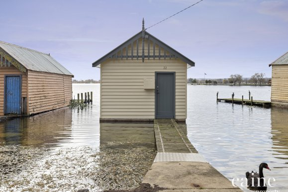 22 Boat Shed Wendouree Parade